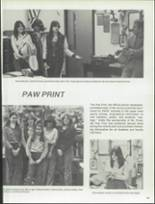 1981 Patch American High School Yearbook Page 132 & 133