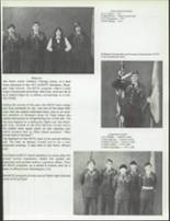 1981 Patch American High School Yearbook Page 136 & 137