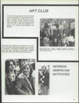 1981 Patch American High School Yearbook Page 138 & 139