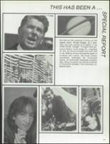 1981 Patch American High School Yearbook Page 144 & 145