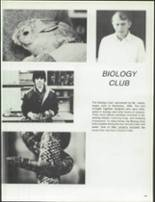 1981 Patch American High School Yearbook Page 152 & 153