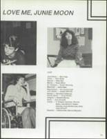 1981 Patch American High School Yearbook Page 156 & 157