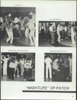 1981 Patch American High School Yearbook Page 158 & 159