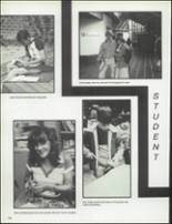1981 Patch American High School Yearbook Page 162 & 163