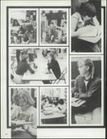 1981 Patch American High School Yearbook Page 166 & 167