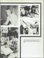 1981 Patch American High School Yearbook Page 182 & 183