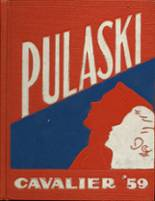 1959 Yearbook Pulaski High School