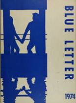 1974 Yearbook Metuchen High School