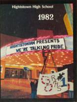 1982 Yearbook Hightstown High School