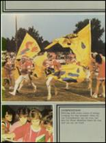 1984 Haughton High School Yearbook Page 12 & 13