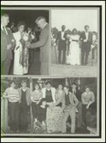 1984 Haughton High School Yearbook Page 16 & 17