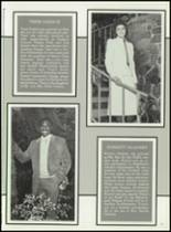 1984 Haughton High School Yearbook Page 20 & 21