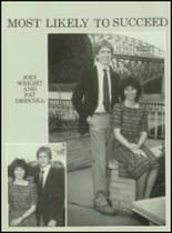 1984 Haughton High School Yearbook Page 22 & 23