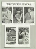 1984 Haughton High School Yearbook Page 28 & 29
