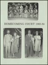 1984 Haughton High School Yearbook Page 30 & 31