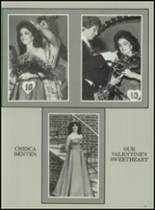 1984 Haughton High School Yearbook Page 34 & 35