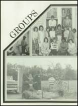 1984 Haughton High School Yearbook Page 40 & 41