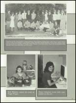 1984 Haughton High School Yearbook Page 42 & 43