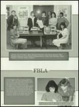 1984 Haughton High School Yearbook Page 44 & 45