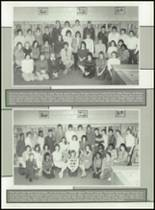 1984 Haughton High School Yearbook Page 46 & 47