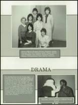 1984 Haughton High School Yearbook Page 50 & 51