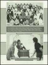 1984 Haughton High School Yearbook Page 52 & 53