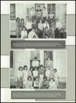 1984 Haughton High School Yearbook Page 54 & 55
