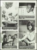 1984 Haughton High School Yearbook Page 56 & 57