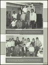 1984 Haughton High School Yearbook Page 58 & 59