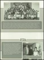 1984 Haughton High School Yearbook Page 70 & 71
