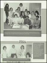 1984 Haughton High School Yearbook Page 72 & 73