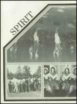 1984 Haughton High School Yearbook Page 74 & 75