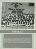 1984 Haughton High School Yearbook Page 90 & 91
