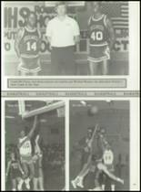 1984 Haughton High School Yearbook Page 106 & 107