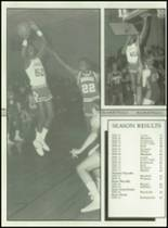 1984 Haughton High School Yearbook Page 108 & 109