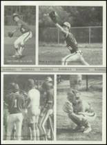 1984 Haughton High School Yearbook Page 116 & 117