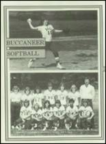 1984 Haughton High School Yearbook Page 118 & 119