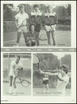 1984 Haughton High School Yearbook Page 126 & 127