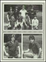1984 Haughton High School Yearbook Page 128 & 129