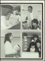 1984 Haughton High School Yearbook Page 130 & 131