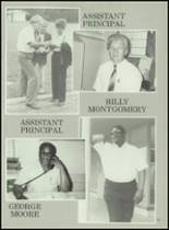 1984 Haughton High School Yearbook Page 132 & 133