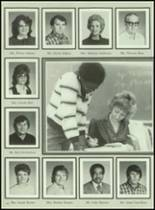 1984 Haughton High School Yearbook Page 134 & 135