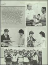 1984 Haughton High School Yearbook Page 154 & 155