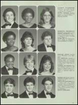 1984 Haughton High School Yearbook Page 166 & 167