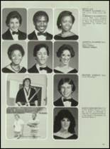 1984 Haughton High School Yearbook Page 168 & 169