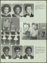 1984 Haughton High School Yearbook Page 170 & 171