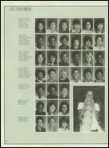 1984 Haughton High School Yearbook Page 186 & 187