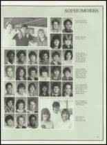 1984 Haughton High School Yearbook Page 192 & 193
