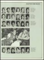 1984 Haughton High School Yearbook Page 198 & 199