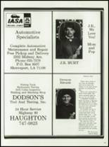1984 Haughton High School Yearbook Page 214 & 215